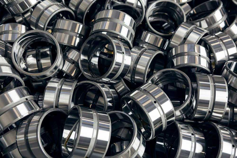 steel bushing boccola SIBO Italia